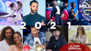 Els programes d'entreteniment que les cadenes preparen per a aquest 2021