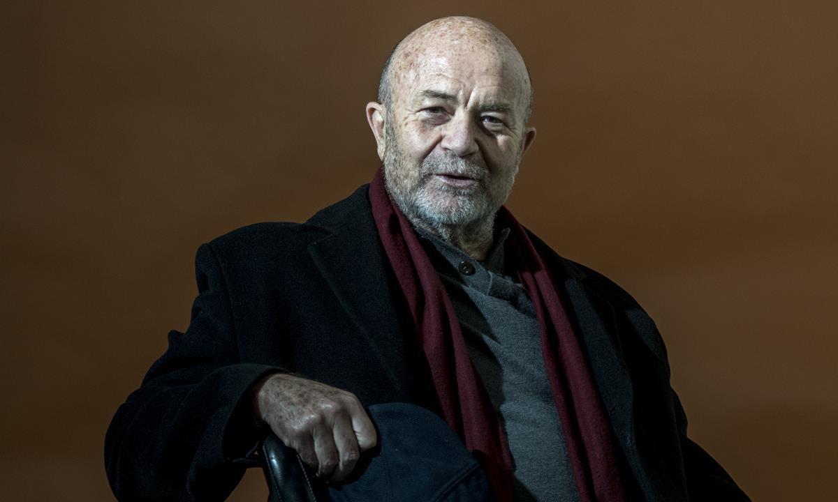 Lluís Cabrera, alma del Taller de Musics, autor de 'La vida no regalada'.