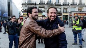 Unides Podem es dilueix en 23 candidatures autonòmiques