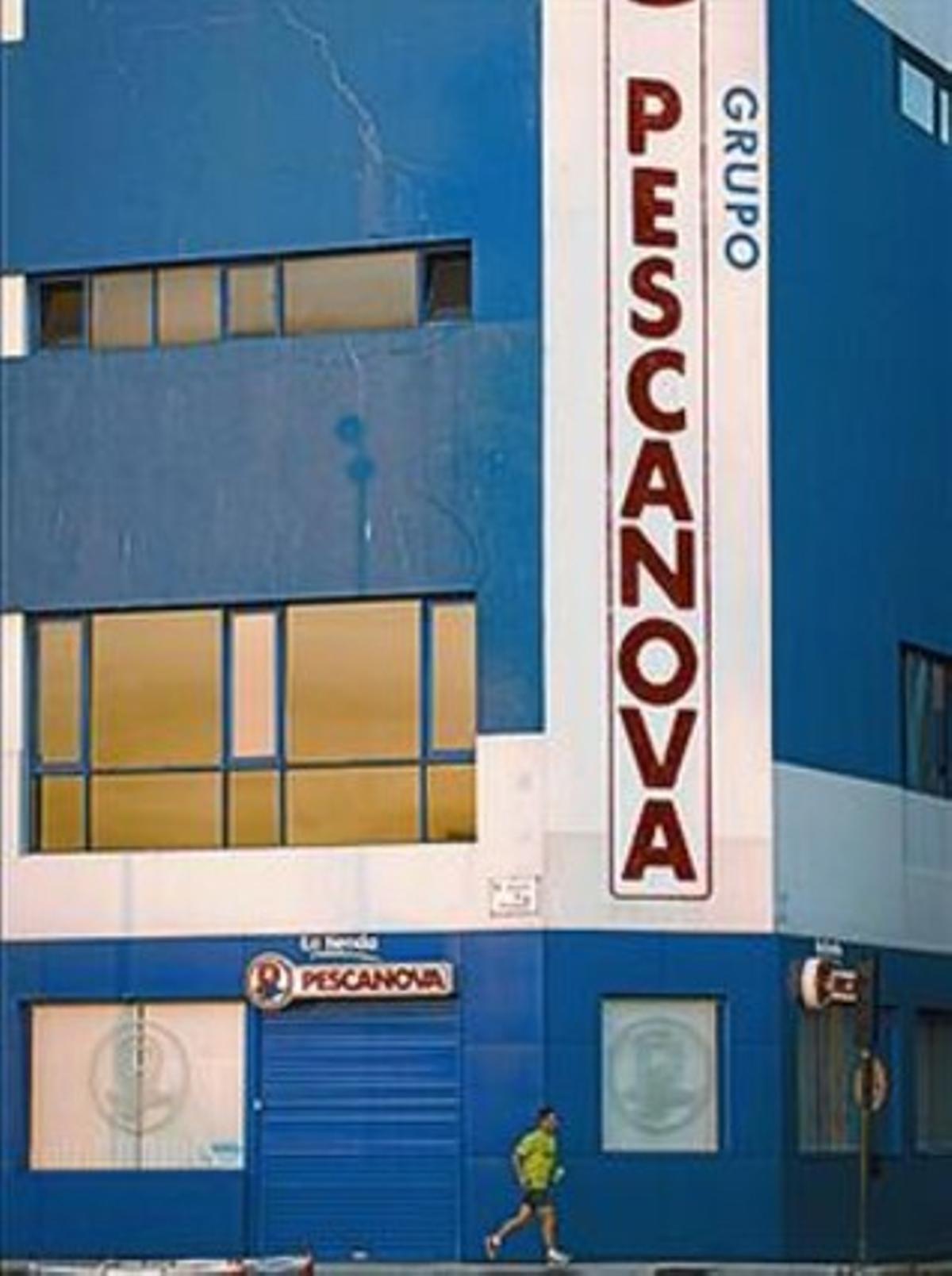 La sede de Pescanova