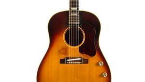 La guitarra subastada de John Lennon