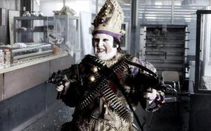 Una secuencia de la película 'Balada triste de trompeta', de Álex de la Iglesia.