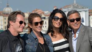 George Clooney va regalar un milió de dòlars als seus 14 millors amics