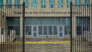 EUA reduirà el seu personal a Cuba pels misteriosos problemes de salut dels seus diplomàtics