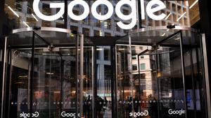 Una de las sedes de Google en el Reino Unido.