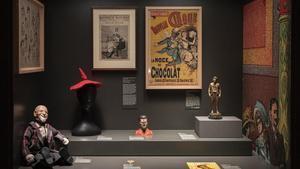 Besalu 17 12 2020  El museo dedicado al circo  Circus Land se pueden ver diferentes objetos de epocas del circo  Autor  David Aparicio