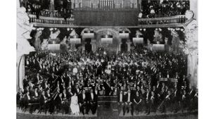 L'Orfeó Català celebra un segle de 'Passió'