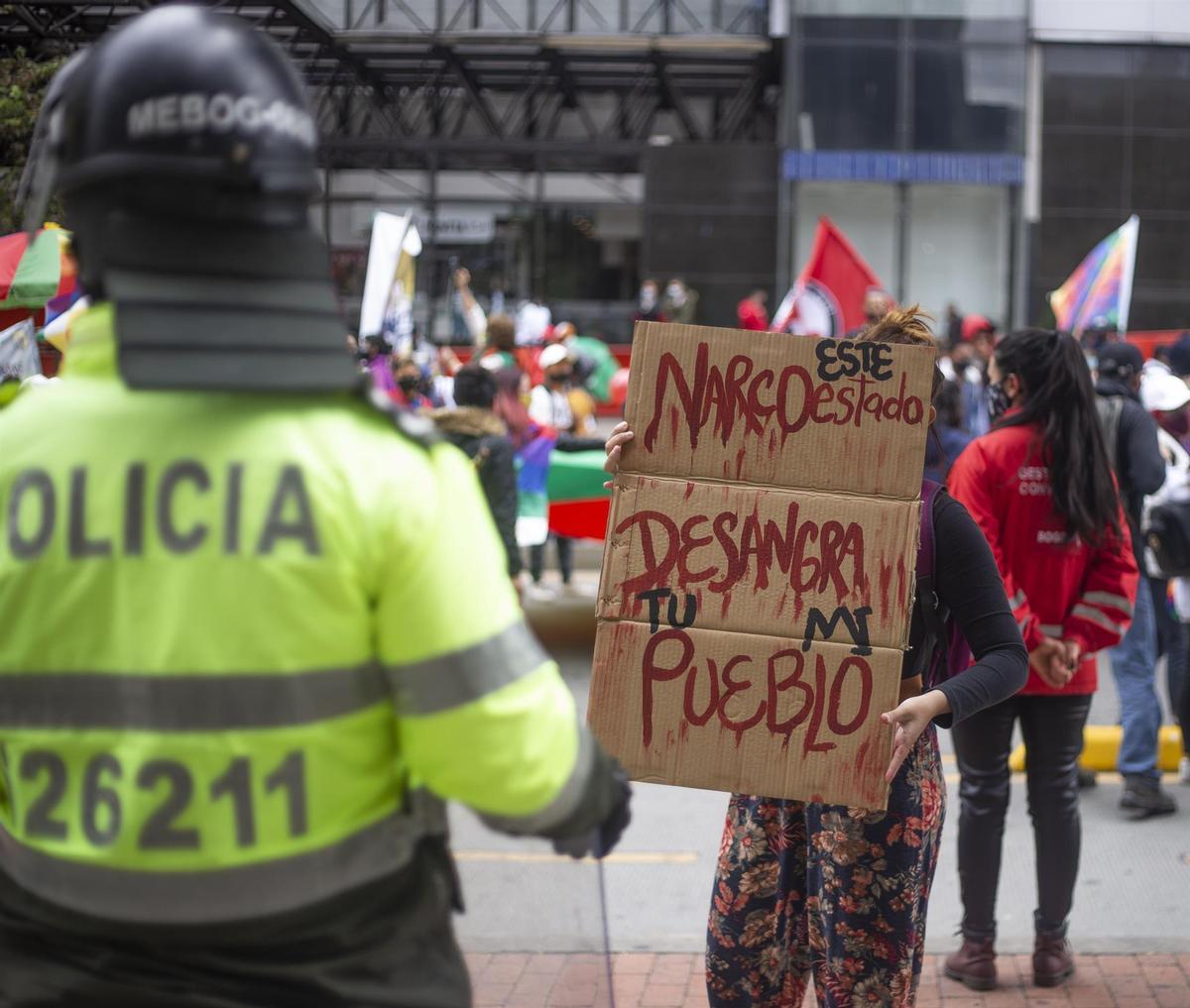 Assassinen dos policies al departament colombià del Chocó