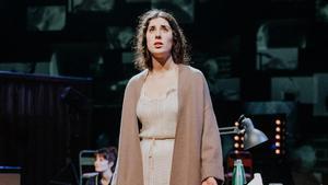 Elena Martín en un momento de 'La malaltia'.