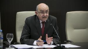 El nuevo director de la Oficina Antifrau de Catalunya, Miguel Ángel Gimeno.