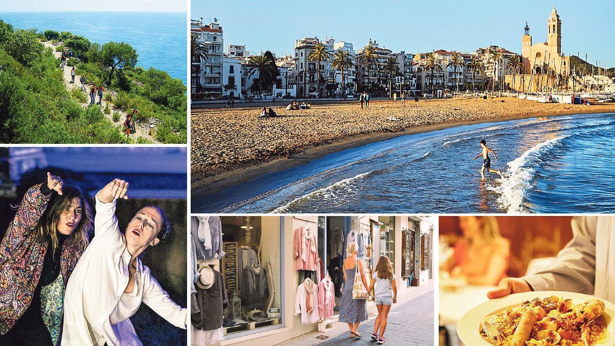 Una jornada muy completa en Sitges
