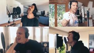 Los artistas españoles se reúnen para una nueva versión de 'Resistiré' contra el coronavirus