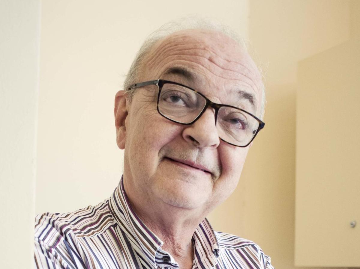 El periodista, escritor y gestor cultural Manuel Cuyàs.