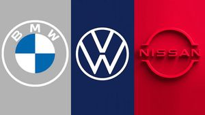 Nuevos logotipos de marcas de coches