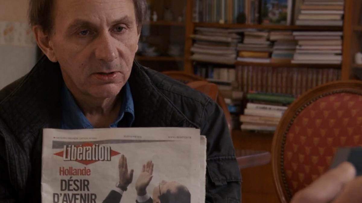 Estrenos de la semana. Tráiler de 'El secuestro de Michel Houellebecq'.