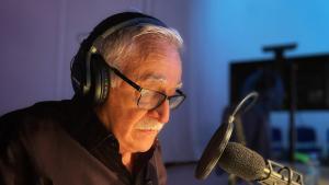 Juanjo Cardenal, la veu de 'Saber y ganar' que es jubila: «Soc més impulsiu que els 'magnífics'»