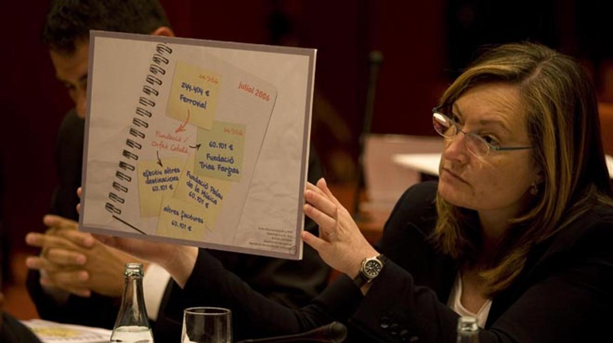 'La veritat del cas Palau', vídeo elaborado por ERC tras la comisión de investigación del Parlament, en el 2010.