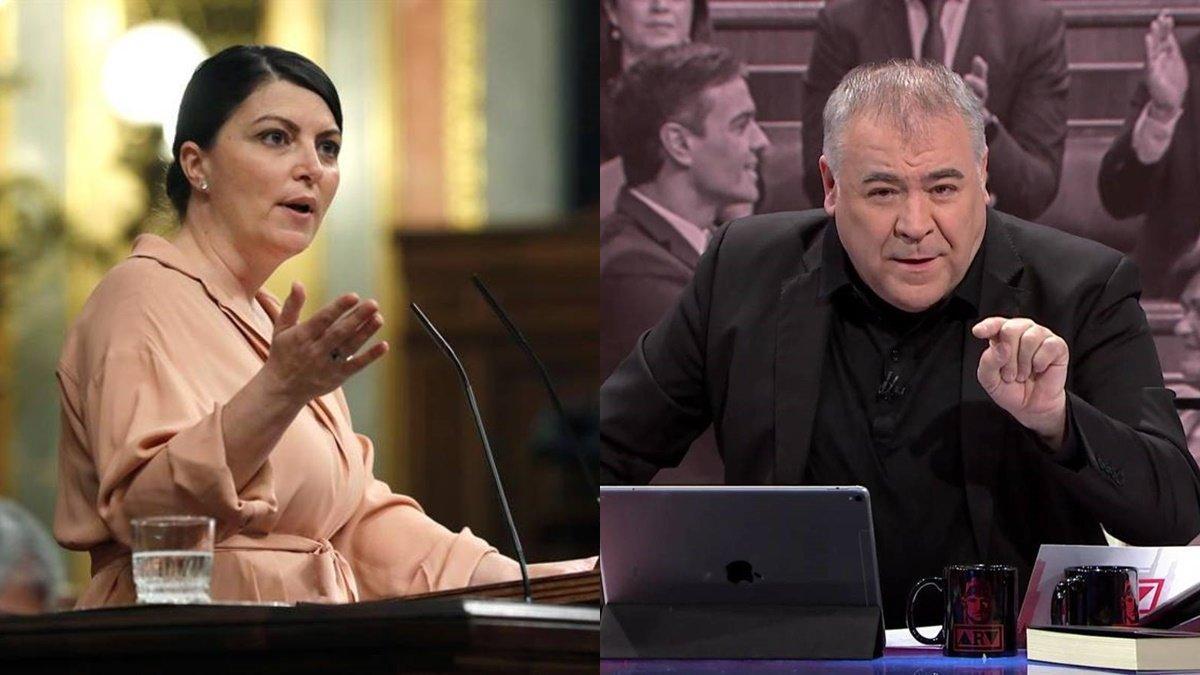 """Atresmedia responde a Olona (Vox) tras comparar a Ferreras y Pastor con la Gestapo: """"Inadmisible e injustificable"""""""