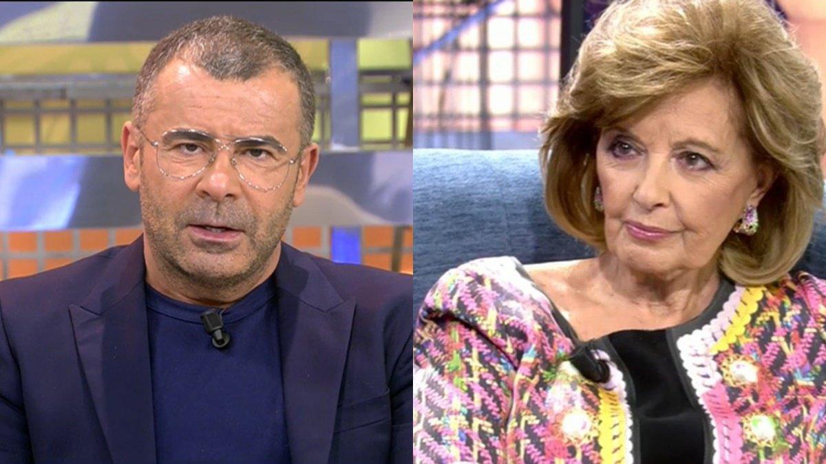 """Jorge Javier destroza a María Teresa Campos: """"No encuentro argumentos para pensar que es buena persona"""""""