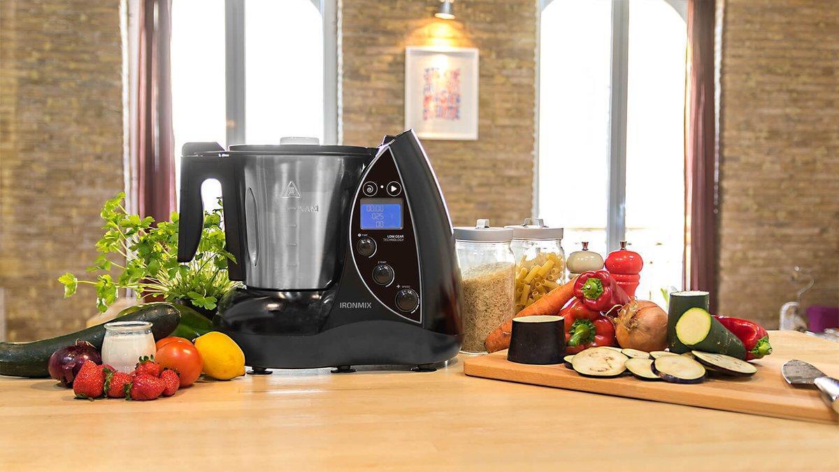 Consejos para comprar el mejor robot de cocina