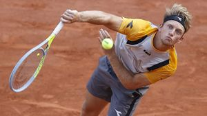 Amarg comiat de Davidovich a Roland Garros