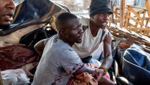 Disturbis a Zimbabwe davant de les denúncies de frau electoral