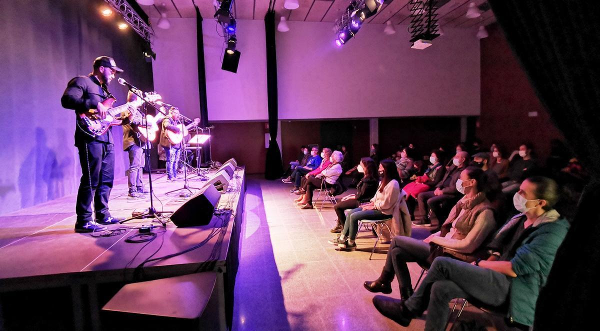 Nous cicles musicals a l'Albareda