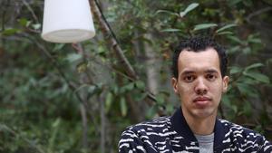 El rapero de padre francés y madre ruandesaGaël Faye, autor de 'Pequeño país'.