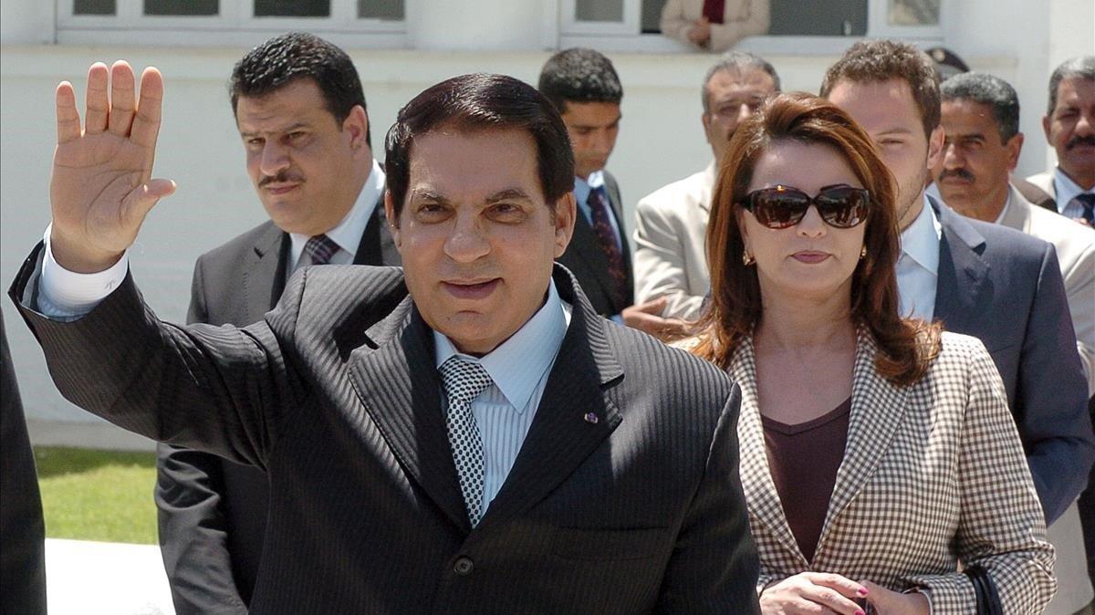 El deposat dictador tunisià Ben Ali mor en l'exili saudita