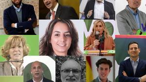 L'alineació ultra: ¿qui són els 11 diputats de Vox en el Parlament?