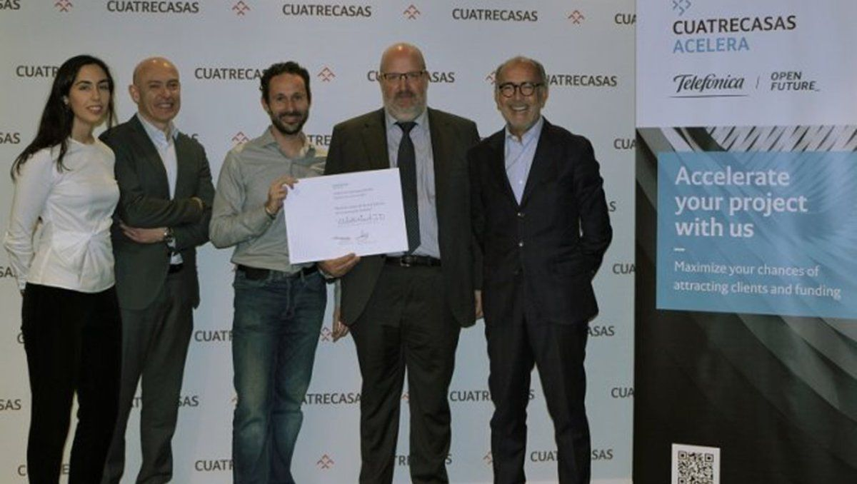 Validated ID gana la edición 2018 del premio Cuatrecasas Acelera entre más de 100 candidatos.