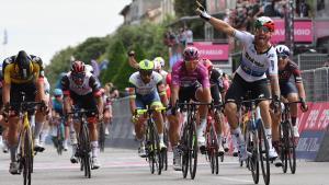 Verona acull l'últim esprint del Giro 2021