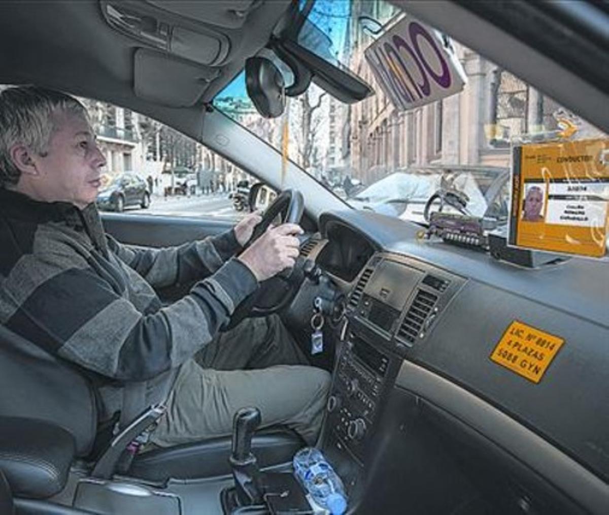 El taxi anticipa el futuro