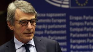El presidente del Parlamento Europeo, David Sassoli.