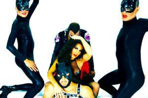María del Amor («Pekín Express») sube la temperatura con el videoclip de «Muévelo», su primer single