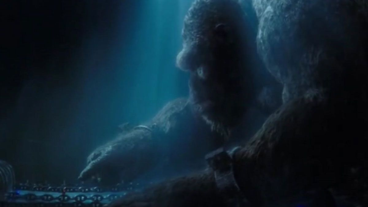 Estrenos de la semana. Tráiler de 'Godzilla vs Kong'.