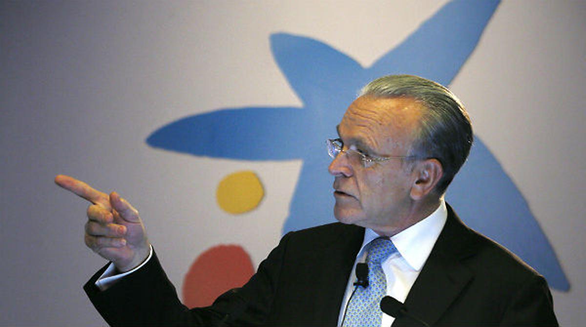 Fainé ve necesario un gran acuerdo para Catalunya y España dentro de la ley
