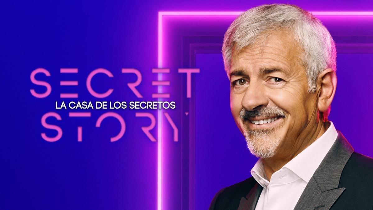 Carlos Sobera, presentador de 'Secret Story: Cuenta Atrás'.