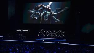 Presentación del tráiler del videojuego 'Elden Ring', que ha cocreado George R.R. Martin para Microsoft.
