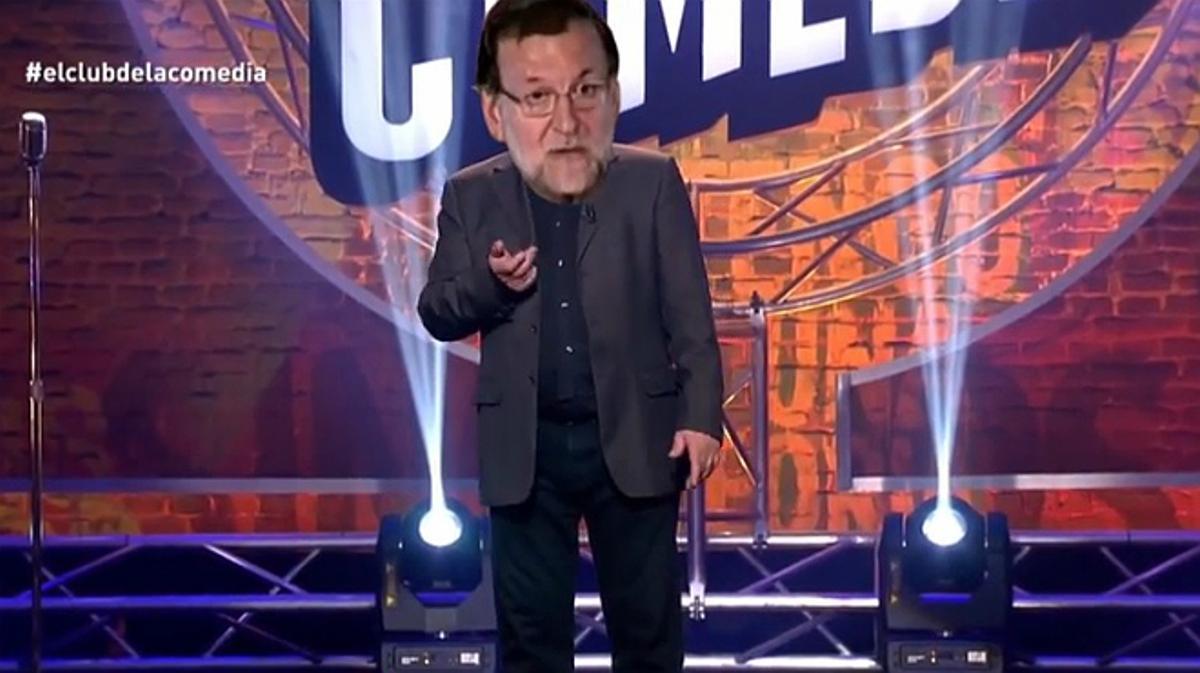 El presidente del Gobierno, Mariano Rajoy, protagoniza el nuevo vídeo viral.