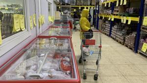 La cadena rusa de supermercados Svetofor   Foto de Vitali Ilin