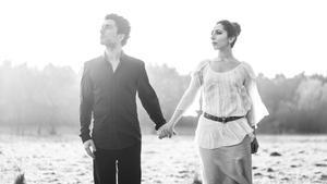 Sergey y Lusine Khachatryan, en una imagen promocional