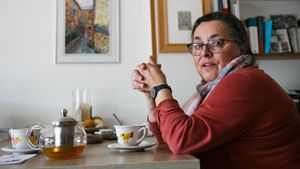 """Maria Barceló: """"Necesitamos que nos recojan a los hijos o su destino será la calle, la cárcel o el cementerio"""""""