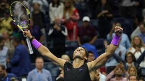 Nadal: «M'agradaria ser qui tingui més títols de Grand Slam»