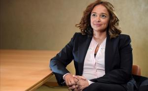Isabel dos Santos, hija del expresidente angoleñoJosé Eduardo dos Santos y considerada la mujer másrica de África.