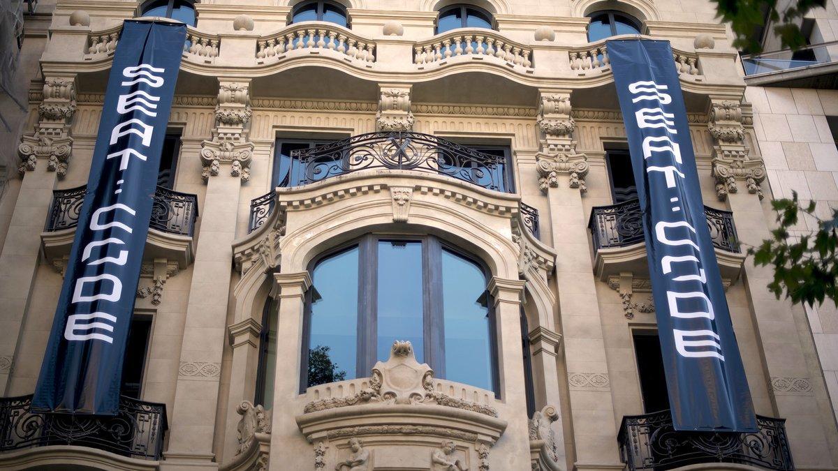 Nueva sede de Seat:Code en la Rambla de Barcelona