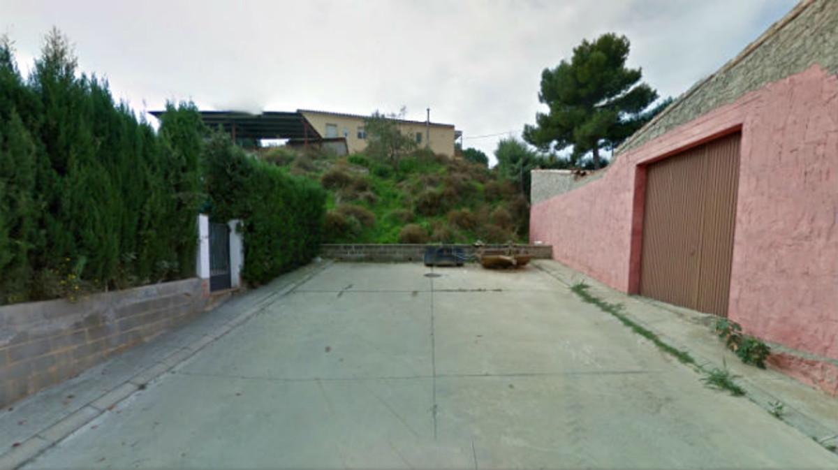 Captura de Google Maps de la calle queMontoliu de Lleida ha dedicado a la consulta del 9-N.