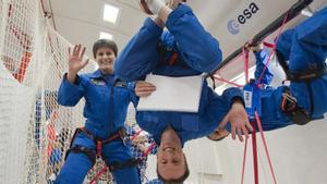 Espanya, el cinquè país amb més sol·licituds d'astronautes per a la ESA
