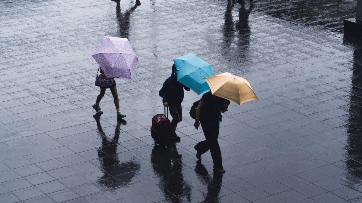 Aviso por lluvias intensas este jueves en Catalunya