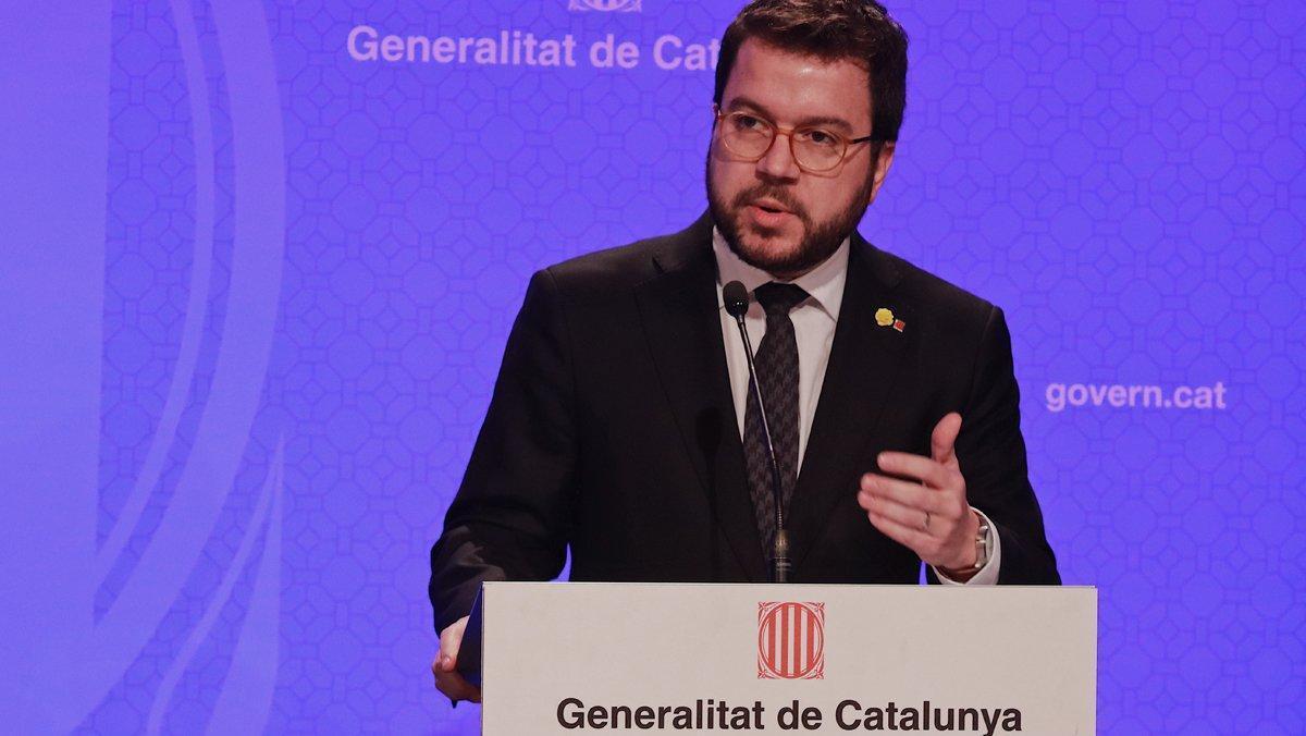 El Govern reclama repetir el fons Covid en el 2021 via transferències